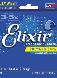 Elixir Elixir POLYWEB Electric Super Light