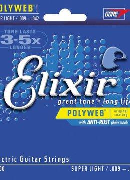 Elixir Elixir POLYWEB Electric Super Light