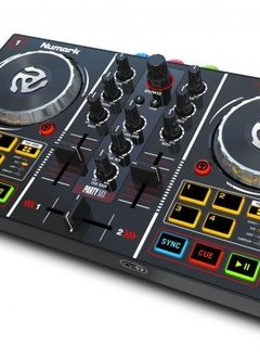 Numark Numark Party Mix DJ Controller w/ Virtual DJ LE