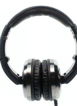 CAD CAD MH510CR Studio Headphones, Chrome