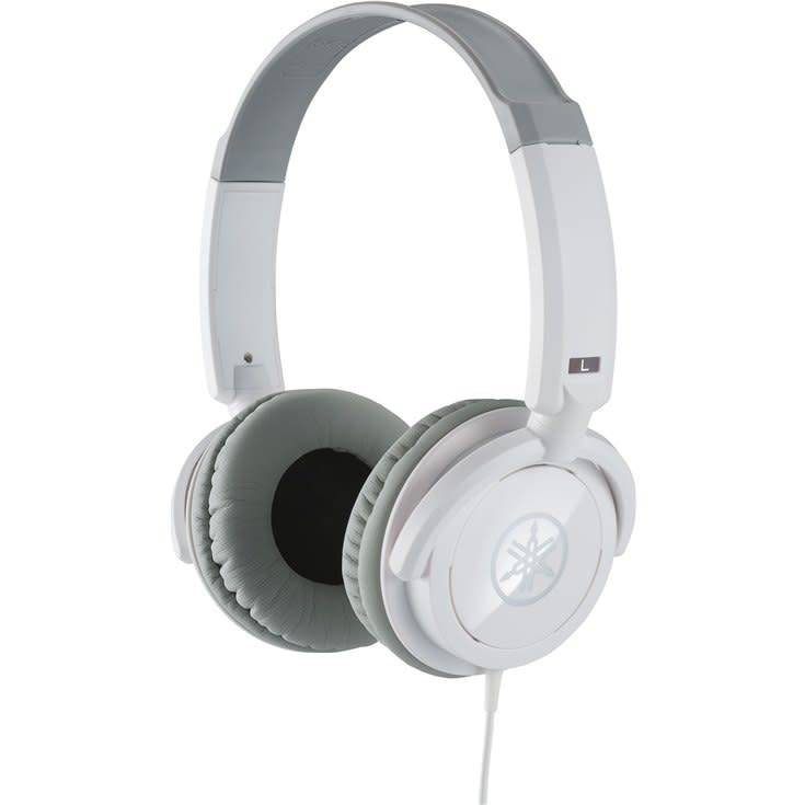 Yamaha Yamaha HPH-100 Headphones - White