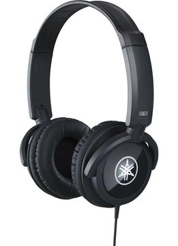 Yamaha Yamaha HPH-100 Headphones - Black