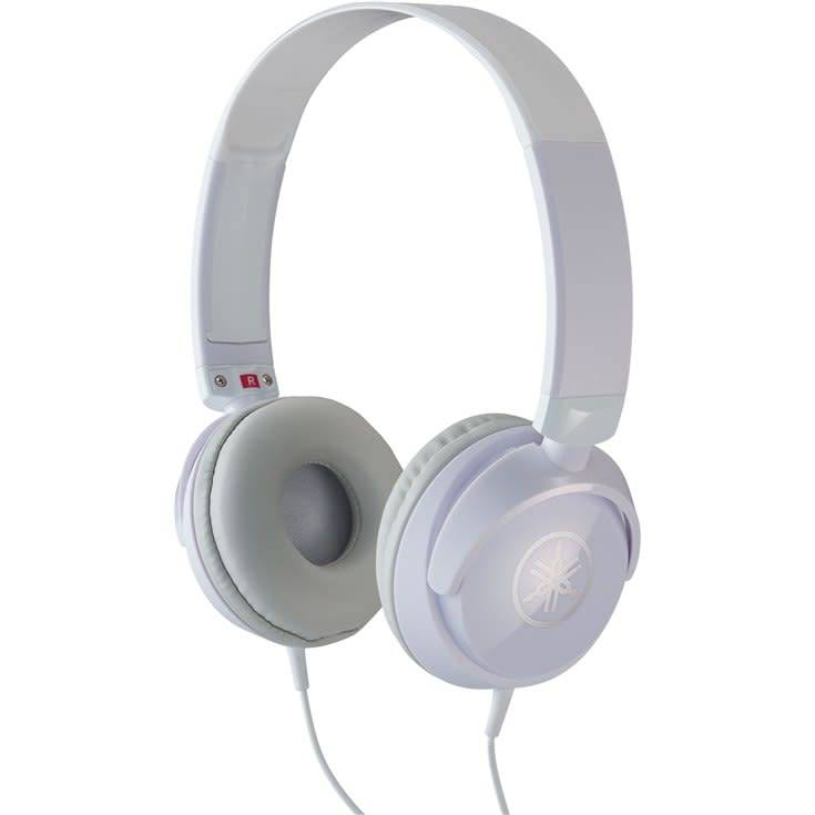 Yamaha Yamaha HPH-50 Headphones - White