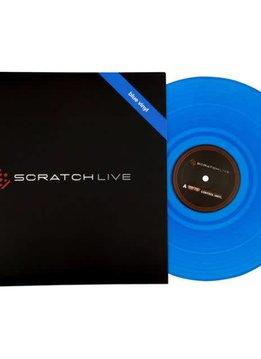 Serato Scratch Live Control Vinyl, Blue