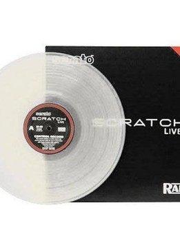 Serato Scratch Live Clear Control Vinyl