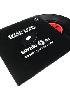 Serato Scratch Live Control Vinyl 2.5, Black