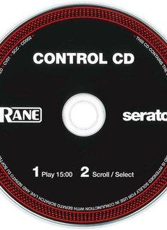 Serato Scratch Live Control CD