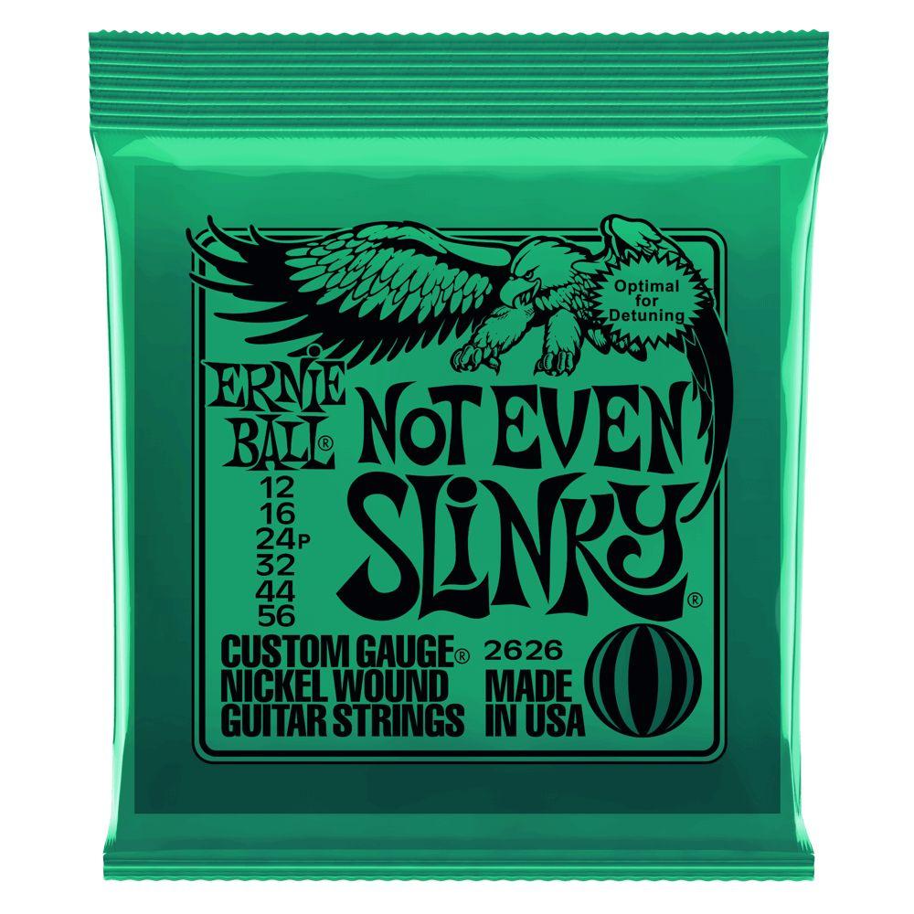 Ernie Ball Ernie Ball Not Even Slinky