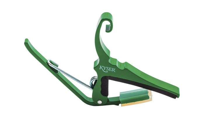 Kyser Kyser 6-string Capo, Emerald Green