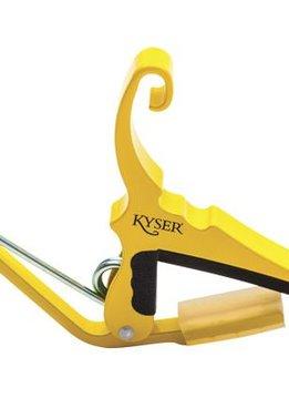 Kyser Kyser 6 String Capo - Yellow