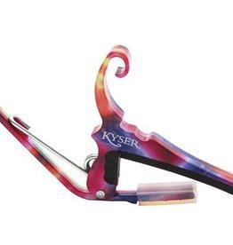 Kyser Kyser 6 String Capo - Tie Dye