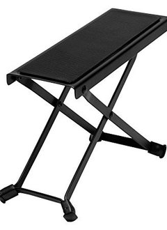 On-Stage On-Stage FS7850B Guitarest Foot Stool- Black