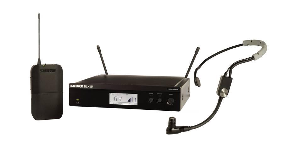 Shure Shure BLX14R,2fSM35 Headworn Wireless System