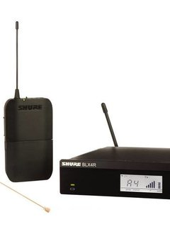 Shure Shure BLX14R/MX53 Headworn Wireless System