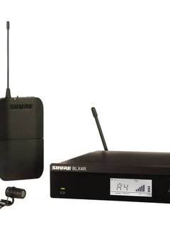 Shure Shure BLX14R,2fW85 Lavalier Wireless System