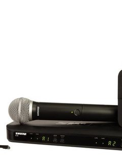 Shure Shure BLX1288/CVL Dual Lavalier/Handheld Combo System