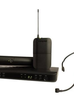 Shure Shure BLX1288,2fP31 Dual Channel Headset,2fHandheld Mic Combo Wireless System