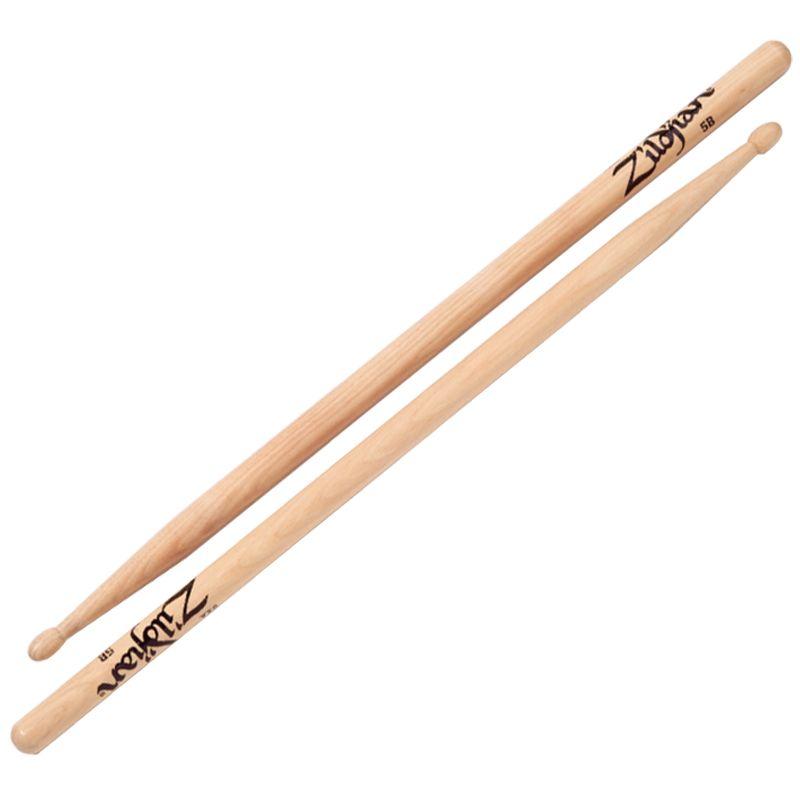 Zildjian Zildjian 5B Wood/Natural Drumsticks