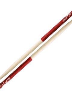 Zildjian Zildjian 5A Acorn, White with Red Dip