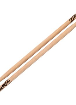 Zildjian Zildjian 6A Wood Natural Sticks