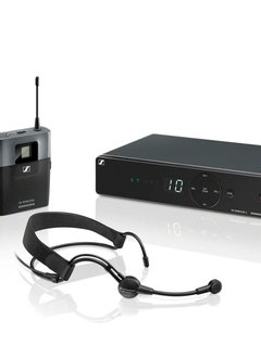 Sennheiser Sennheiser XSW 1-ME3 Wireless Headset System - A Range: 548-572 MHz