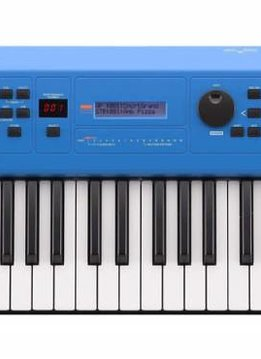 Yamaha Yamaha MX61BU Blue 61 Key Synth