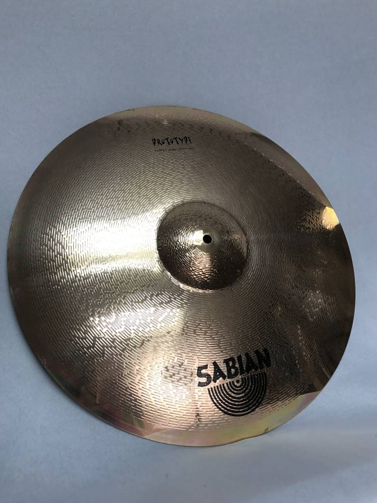 "Sabian Sabian B8 Pro 20"" Prototype Ride"