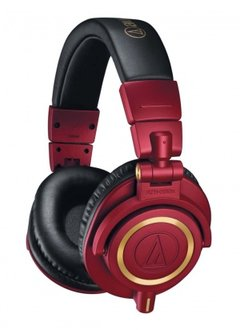 Audio-Technica Audio Technica ATH-M50xRD Limited Edition Headphones