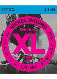 D'Addario D'Addario Set Super Light Plus 9.5-44