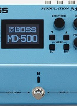 Boss Boss MD-500 Modulation Effect Pedal