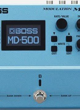 Boss Boss MD-500 Modulation Effect Pedal