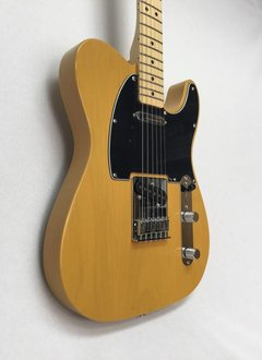 Fender Fender Standard Telecaster, Maple Fingerboard, Butterscotch Blonde