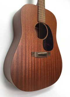 Martin Martin D-15M M-Series, All Mohagany, With Case