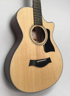 Taylor Taylor 352ce 12 String, 2017 Natural