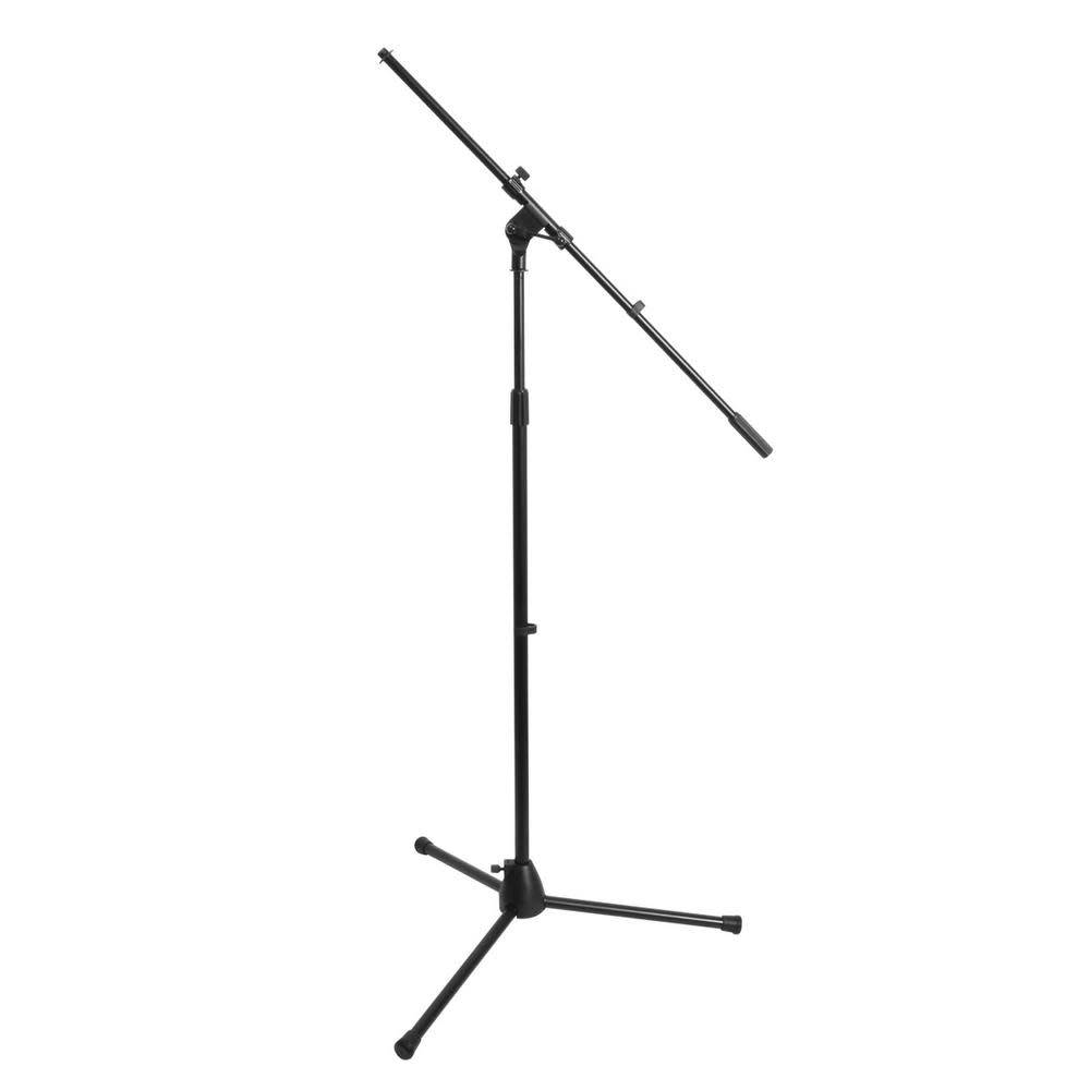 On-Stage On-Stage MS7701B Euro Boom Microphone Stand- Black