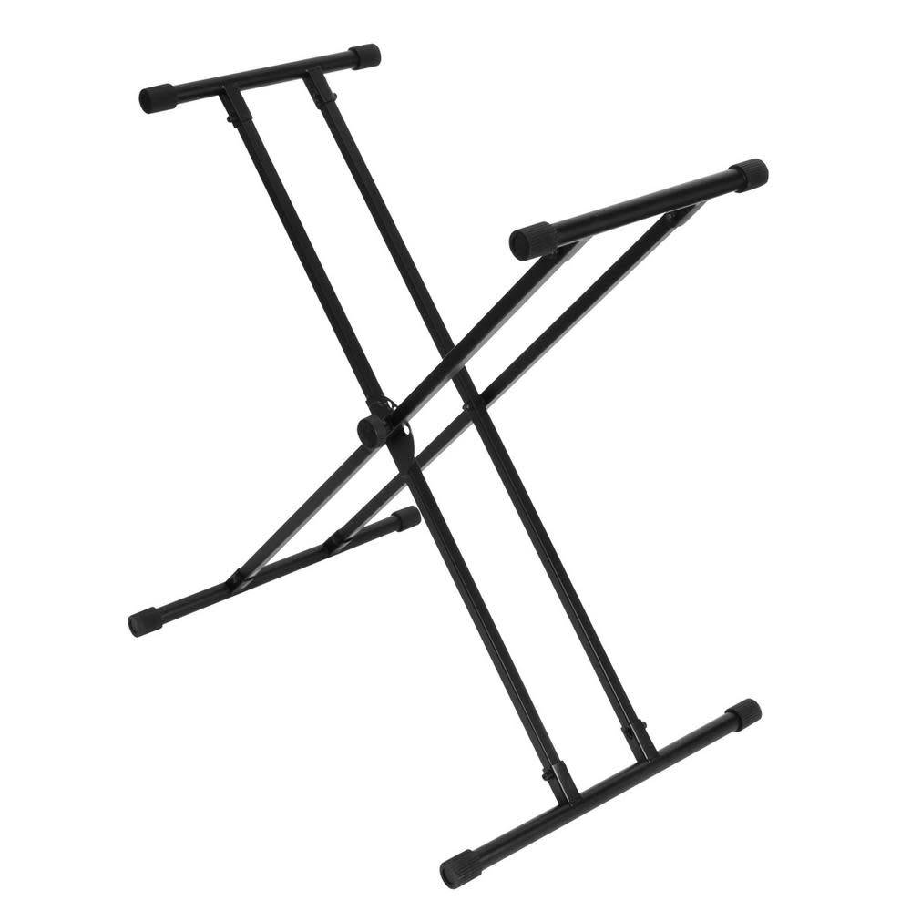 On-Stage On-Stage KS8191 Lok-Tight Double X Keyboard Stand