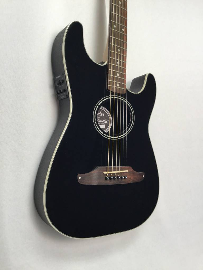 Fender Fender® Stratacoustic™, Black