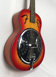 Fender Fender FR50 Resonator, Round Neck, Sunburst