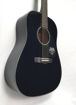Fender Fender CD-60 Acoustic, Black- Without Case