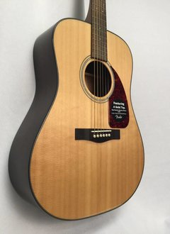 Fender Fender CD-280S Solid Top Acoustic, Natural