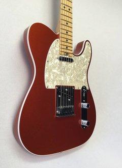 Fender Fender American Elite Telecaster®, Maple Fingerboard, Autumn Blaze Metallic