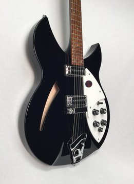 Rickenbacker Rickenbacker 330 Double Cutaway Electric - JetGlo