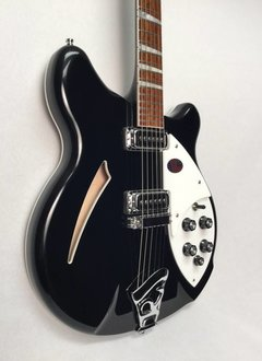Rickenbacker Rickenbacker 360 Semi Hollow Electric Guitar - JetGlo