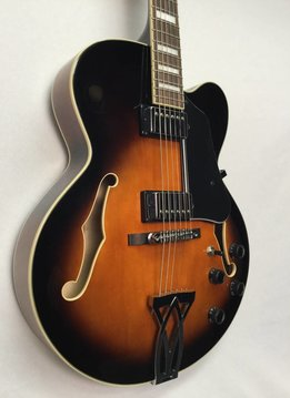 Ibanez Ibanez AF75VSB Hollowbody Electric Guitar- Vintage Sunburst