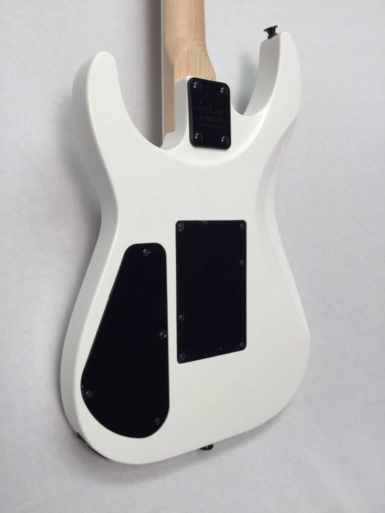 Jackson Jackson DKA-M JS32 JS Series DinkyTM, Maple Fingerboard, Snow White