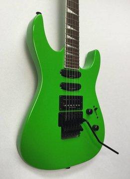 Jackson Jackson X Series SoloistTM SL3X, Rosewood Fingerboard, Slime Green