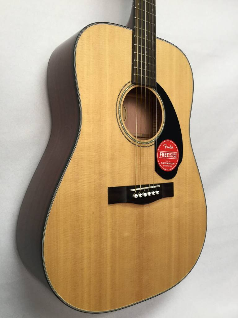 Fender Fender CD-60S, Natural