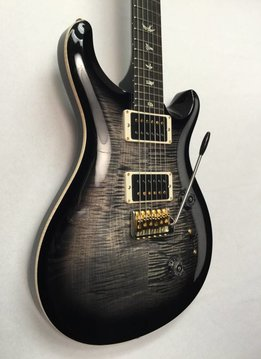 PRS PRS Custom 24 Ten-Top, Charcoal Burst