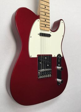 Fender Fender Standard Telecaster®, Maple Fingerboard, Candy Apple Red