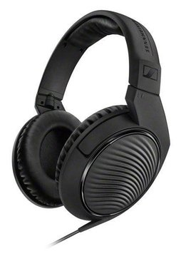 Sennheiser Sennheiser HD 200 PRO Closed-back Monitoring Headphones